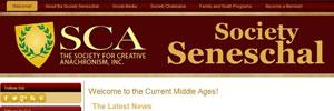 SCA Society Seneschal